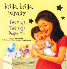 Twinkle, Twinkle, Diaper You (Spanish/English) (Board Book)