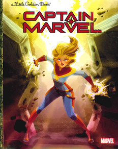 Captain Marvel (Hardcover)