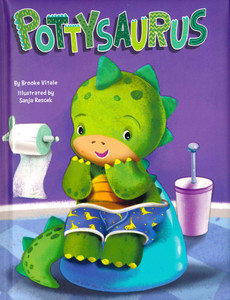 Pottysaurus (Padded Board Book)