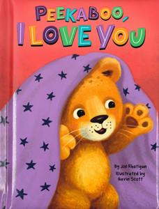 Peekaboo, I Love You (Padded Board Book)