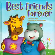 Best Friends Forever (Padded Board Book)
