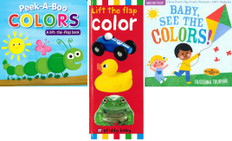 See the Colors, Baby! Set of 3