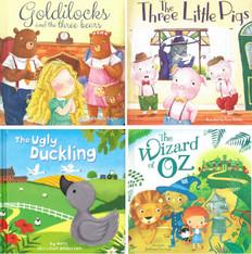 Children's Classics Set of 4 (Padded Board Book)