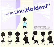 Fall in Line, Holden (Hardcover)