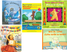 Extra Value Bundle 3-5 Years (Spanish/English)- 50 Books