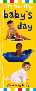Lift the Flap Baby's Day (Hardcover)