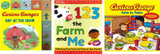 The Farm and Me Set of 3