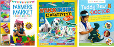 Creative Kids Activity Set of 3