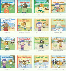I See, I Learn: Set of 16