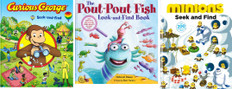 Look and Find Set of 3 (Hardcover)