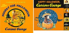 Happy Halloween, Curious George! Set of 2
