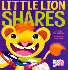 Little Lion Shares (Paperback)