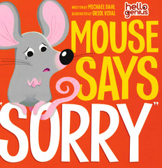 Mouse Says Sorry (Paperback)