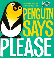 Penguin Says Please (Paperback)