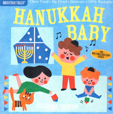Hanukkah Baby (Indestructibles)- Clearance Book