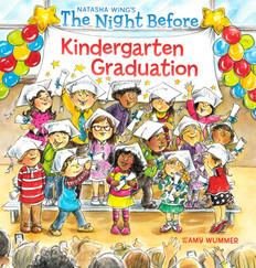 The Night Before Kindergarten Graduation (Paperback)- Clearance Book