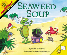 Seaweed Soup (Matching Sets): MathStart 1 (Paperback)-Clearance Book