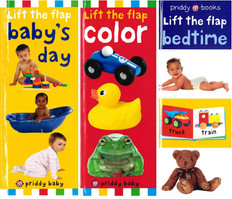 Let's See Baby! Lift-a-Flap Set of 3