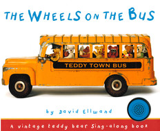 The Wheels on the Bus Sing-Along (Board Book)