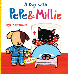A Day with Pepe & Millie (Board Book)