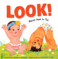 Look!  Babies Head to Toe (Board Book)