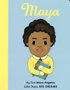 My First Maya Angelou (Board Book)
