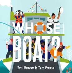 Whose Boat? (Board Book)