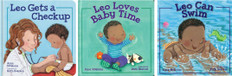 Storytime with Leo Set of 3 (Hardcover)