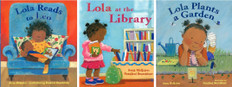 Storytime with Lola Set of 3 (Paperback)
