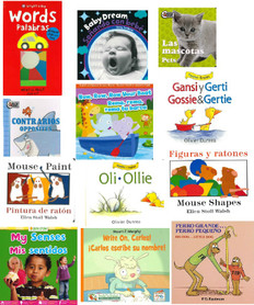 VALUE Bundle- Ages 1 to 5 Years (Spanish/English) (120 Books)