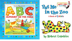 ABC's and Colors! Set of 2 (Board Book)