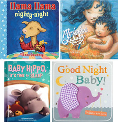 Baby's Bedtime Books Set of 4