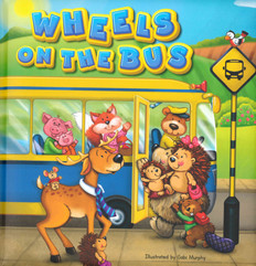 Wheels on the Bus (Padded Board Book)