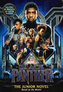 Black Panther: The Junior Novel (Paperback)