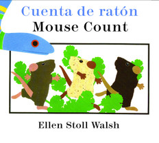Mouse Count (Spanish/English) (Board Book)
