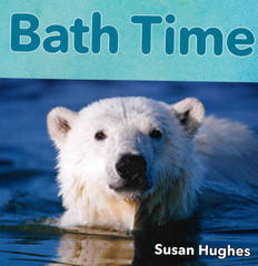 Bath Time (Board Book)