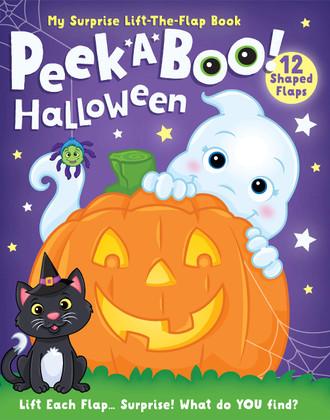Peek A Boo Halloween: Lift-a-Flap (Board Book)