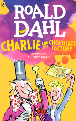 Charlie and the Chocolate Factory: Roald Dahl (Paperback)