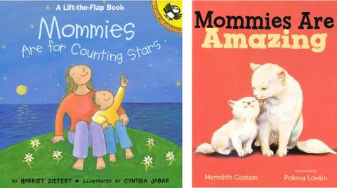 Amazing Mommies Set of 2