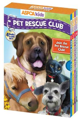 Pet Rescue Club: Set of 4 (Paperback)