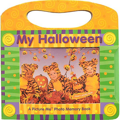 My Halloween Picture Me Memory Book (Board Book)