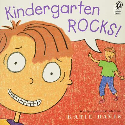 Kindergarten Rocks! (Paperback)