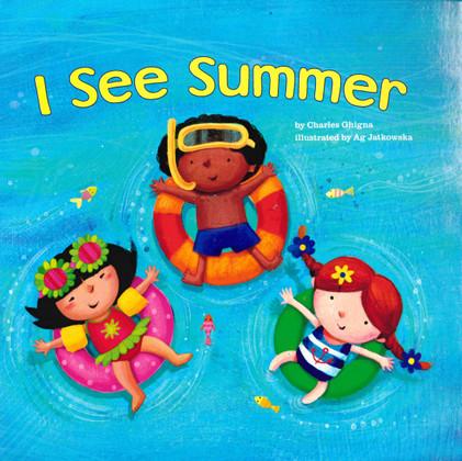I See Summer (Paperback)