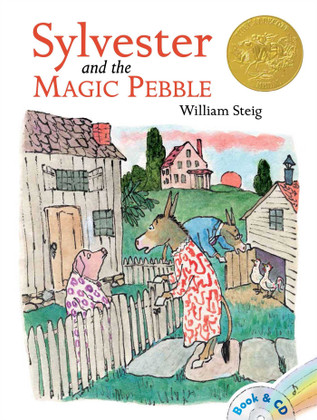 Sylvester and the Magic Pebble w/ CD (Paperback)