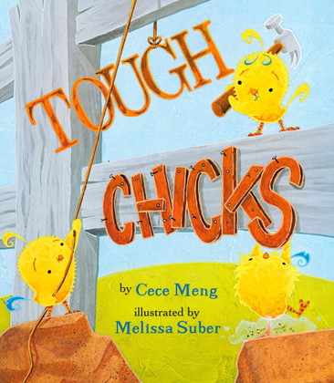 Tough Chicks (Big Board Book)