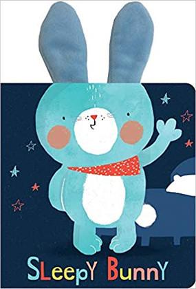 Sleepy Bunny (Board Book)- Clearance Book/Non-Returnable