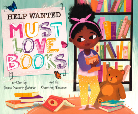 Help Wanted Must Love Books (Paperback)