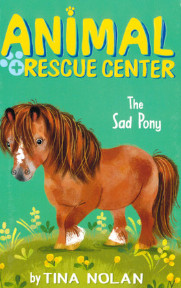 The Sad Pony (Paperback)-CLEARANCE BOOK/NON-RETURNABLE