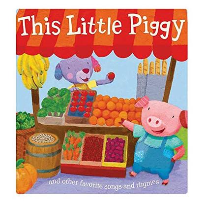 This Little Piggy (Paperback)