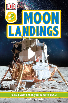 Moon Landings: Level 3 (Paperback)-Clearance Book/Non-Returnable